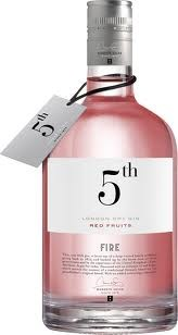 5Th Fire Red Fruits 70 Cl.