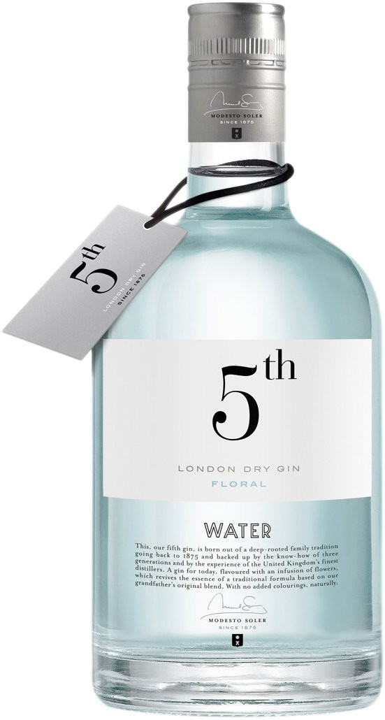 5Th Water Floral 70 Cl.