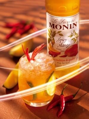 Monin Sirope Mango Picante (Spicy Mango)