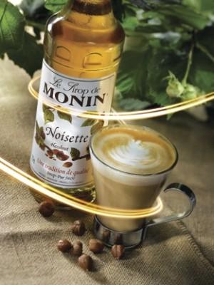 Monin Sirope Avellana (Noisette)
