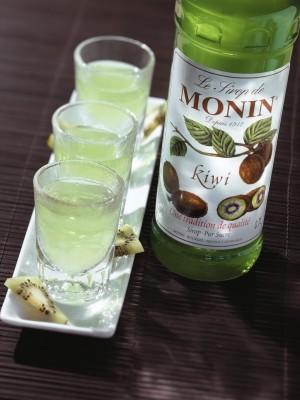 Monin Sirope Kiwi