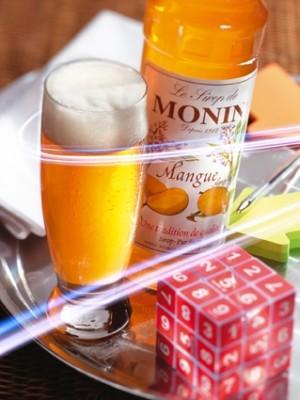 Monin Sirope Mango (Mangue)