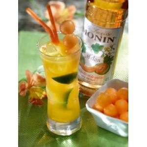Monin Sirope Melon
