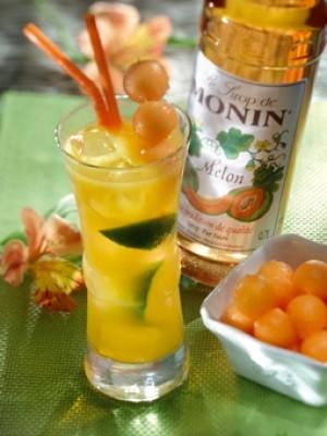 Monin Sirope Melon