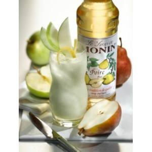 Monin Sirope Pera (Pear)