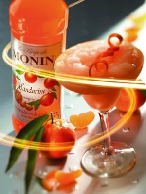 Monin Sirope Mandarina (Mandarine)