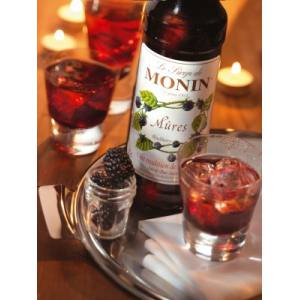 Monin Sirope Mora (Blackberry)