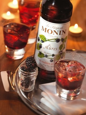 Monin Sirope Mora (Blackberry)