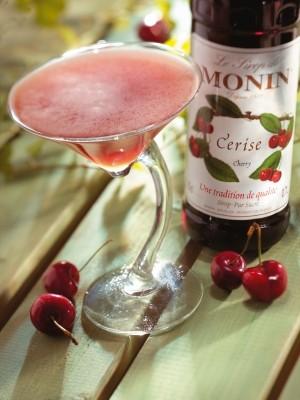 Monin Sirope Cereza (Cerise Cherry)