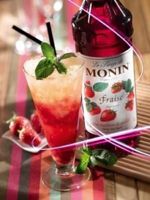 Monin Sirope Fresa (Fraise)