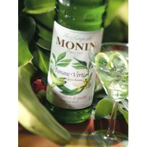 Monin Platano Verde (Banane Verte) 70 Cl.