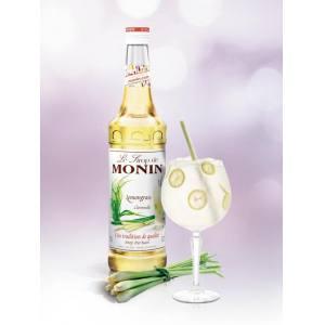 Monin Sirope Lemongrass